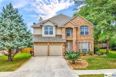 Cibolo Single Family Home For Sale: 220 Autumn Fall