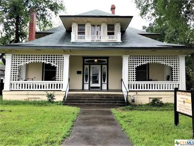 Belton Single Family Home For Sale: 503 N Wall Street