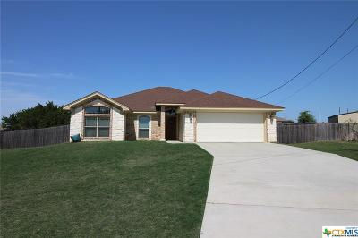 Copperas Cove Single Family Home For Sale: 1104 Wren Drive