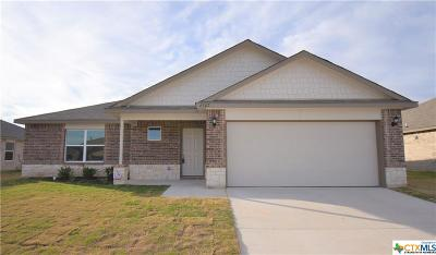 Killeen TX Single Family Home For Sale: $178,950