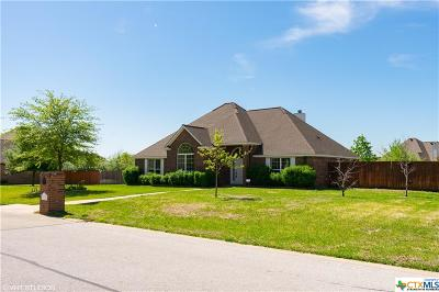 Belton, Temple Single Family Home For Sale: 11115 Inverness Road