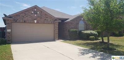 Copperas Cove Rental For Rent: 2302 Griffin Drive
