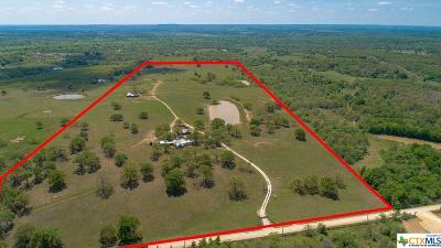 Guadalupe County Single Family Home For Sale: 775 Red Rock Road