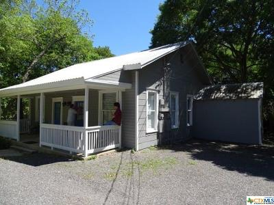 San Marcos Single Family Home For Sale: 719 Oscar Smith Street