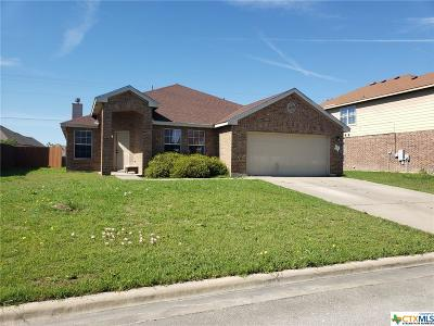 Harker Heights Single Family Home For Sale: 830 Red Fern Drive