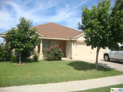Killeen Single Family Home For Sale: 5403 Southern Belle