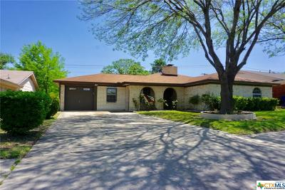 Copperas Cove Single Family Home For Sale: 305 Manning Drive