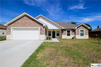 Coryell County Single Family Home For Sale: 107 Green Acres Drive