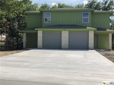 Copperas Cove Single Family Home For Sale: 205 W Reagan Avenue
