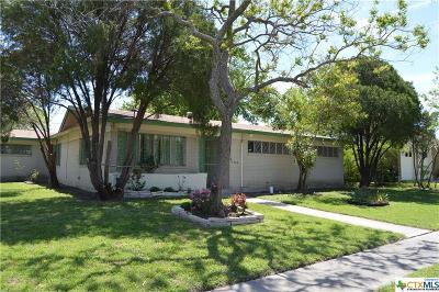 Killeen TX Single Family Home For Sale: $113,000