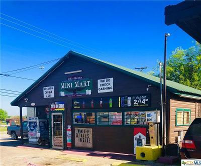 Belton Commercial For Sale: 400 Holland Road