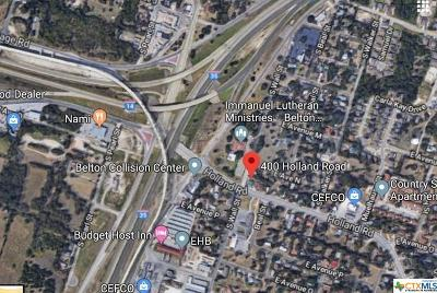 Belton Commercial Lease For Lease: 400 Holland Road