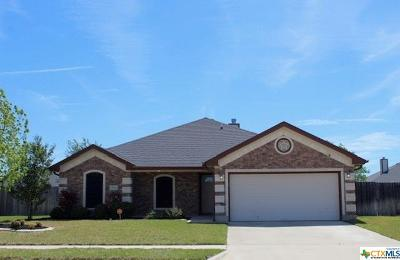 Killeen Single Family Home For Sale: 4510 Lauren Mackenzie