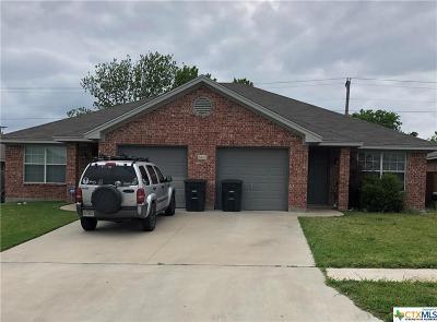 Killeen Multi Family Home For Sale: 6410 Temora Loop