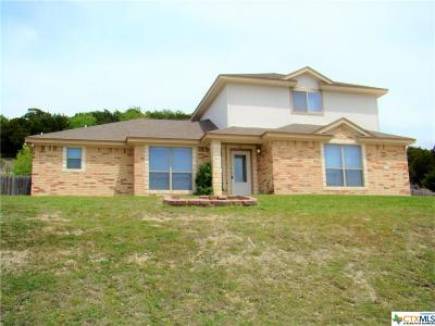 Copperas Cove Single Family Home For Sale: 3202 Colorado Drive