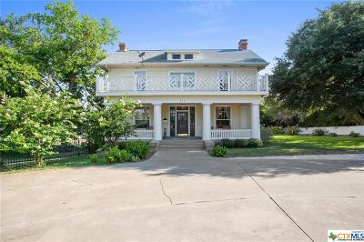 Coryell County Single Family Home For Sale: 327 E Main Street