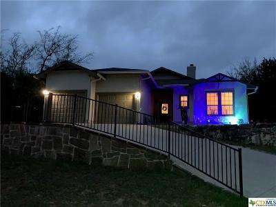 Canyon Lake TX Single Family Home For Sale: $280,000