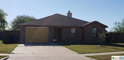 Copperas Cove Single Family Home For Sale: 502 Redbud Drive