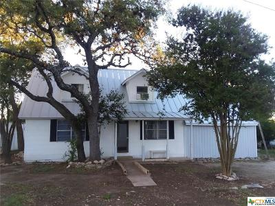 Canyon Lake Single Family Home For Sale: 1843 Rhinestone