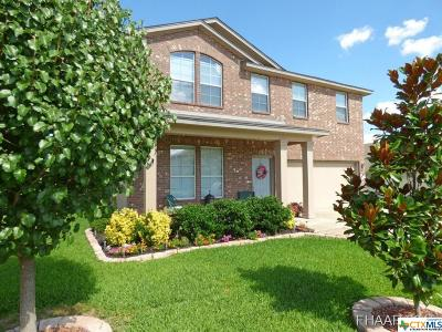 Copperas Cove Single Family Home For Sale: 2108 Griffin Drive
