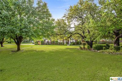 Temple Single Family Home For Sale: 10819 Buchanan Court