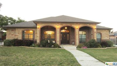 Harker Heights Single Family Home For Sale: 1127 Old Oak Road