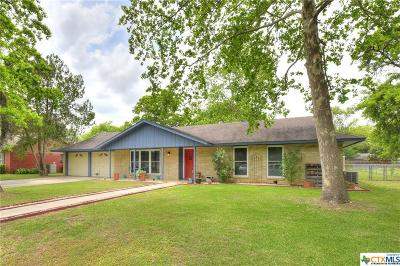 Seguin Single Family Home For Sale: 1728 Driftwood Drive
