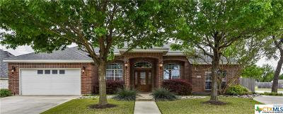 Killeen Single Family Home For Sale: 5708 Sulfur Spring Drive