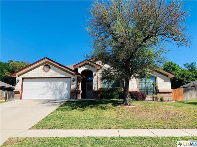 Killeen Single Family Home For Sale: 6105 Marble Falls Drive