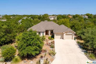 Wimberley Single Family Home For Sale: 10 Creekside Drive