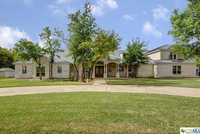 Belton TX Single Family Home For Sale: $1,250,000