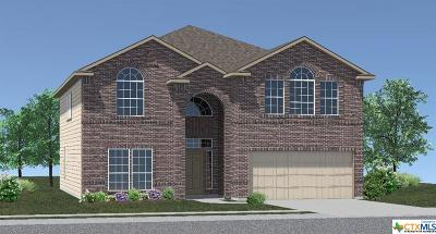 Copperas Cove Single Family Home For Sale: 2304 Pintail Loop