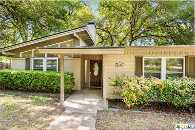 McLennan County Single Family Home For Sale: 3200 Carroll Drive