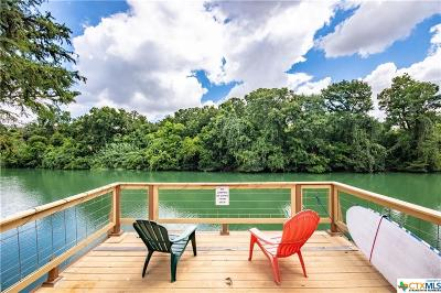 Seguin Single Family Home For Sale: 268 Meadow Lake Drive