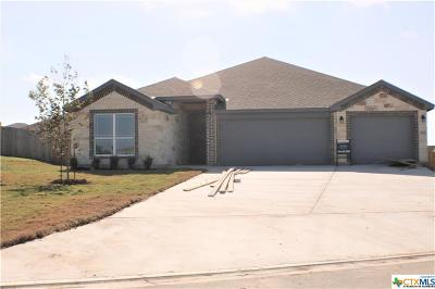 Nolanville Single Family Home For Sale: 105 Button Bush Court