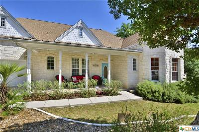 Wimberley Single Family Home For Sale: 61 Sprucewood Drive