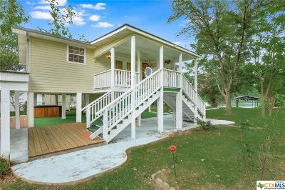 Seguin Single Family Home For Sale: 354 Meadow Lake Drive