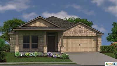 Copperas Cove Single Family Home For Sale: 2520 Pintail Loop