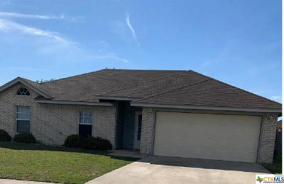 Killeen Single Family Home For Sale: 3611 Amanda Drive