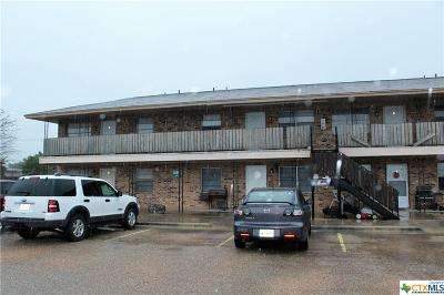 Copperas Cove Multi Family Home Pending: 101 Meggs Boulevard #A-H