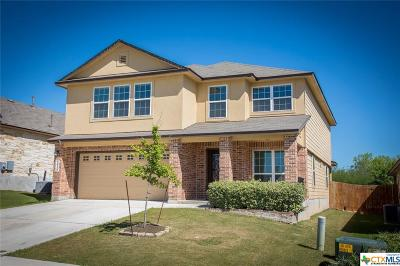 New Braunfels TX Single Family Home For Sale: $279,900