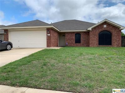 Killeen Single Family Home For Sale: 4203 Jim Avenue