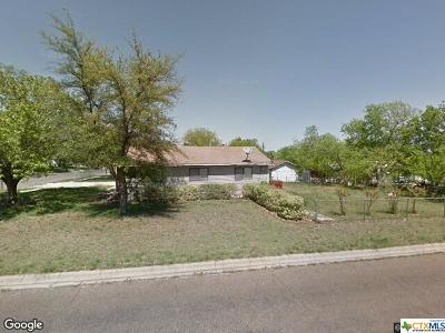 Copperas Cove TX Single Family Home For Sale: $59,900