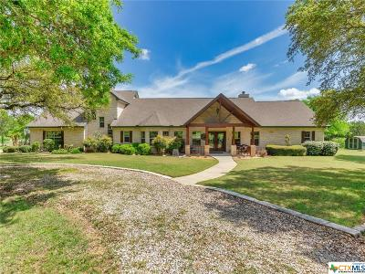 Bell County Single Family Home For Sale: 92 Cedar Trails Drive