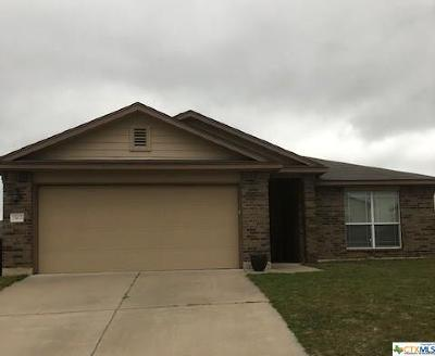 Copperas Cove Single Family Home For Sale: 2107 Griffin Drive