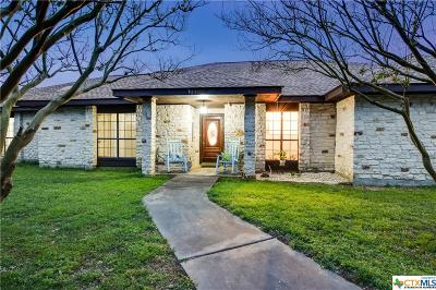 Buda Single Family Home For Sale: 1111 Red Oak Road