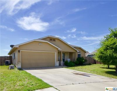 Killeen TX Single Family Home For Sale: $155,000