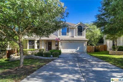 New Braunfels Single Family Home For Sale: 3235 Espada