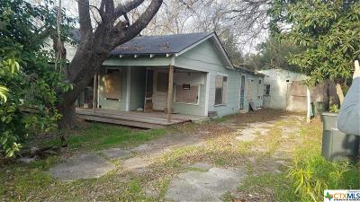 New Braunfels Single Family Home For Sale: 268 McGaugh Avenue