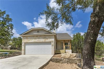 Wimberley Single Family Home For Sale: 16 Flaming Cliff